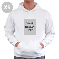 X-Small Custom Portrait Hoodie