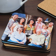 Personalized Photo (One coaster)