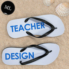 Teacher Design Men Large