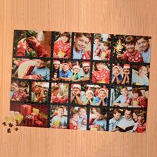 Black Twenty Collage 19.75