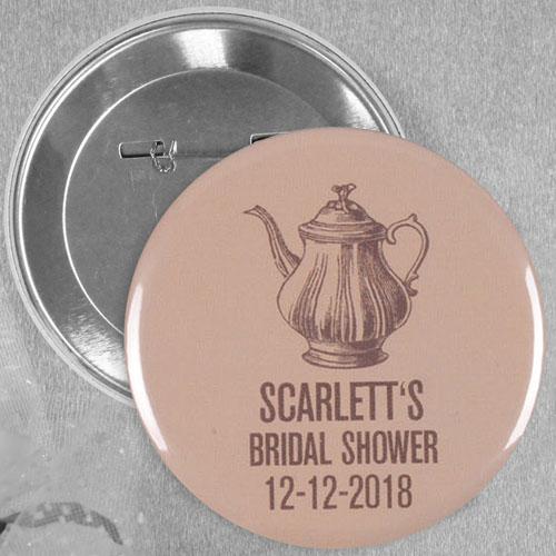 Bridal Shower Tea Pot
