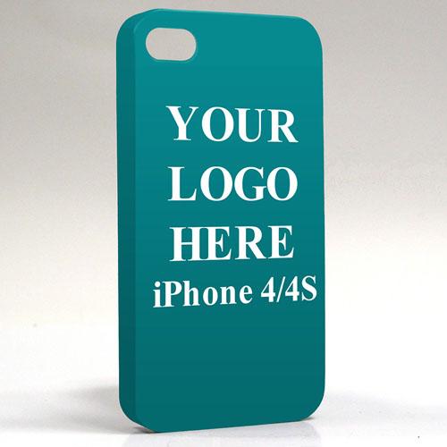 Custom Imprint 3D iPhone 4/4S Slim Case