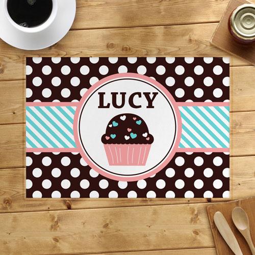Love Cupcake Blue