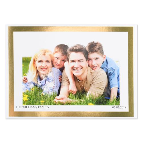 Photo Frame Gold