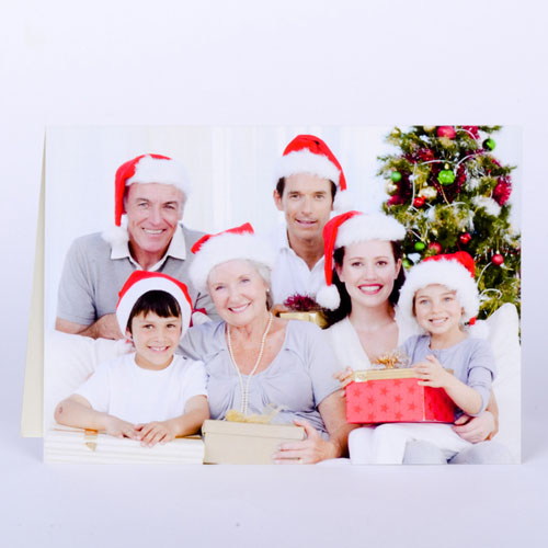 Christmas Picture in Landscape