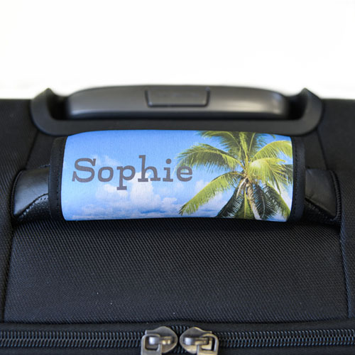 Photo Gallery Luggage handle wrap