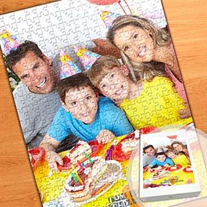 Custom Large Photo Jigsaw Puzzle, Vertical