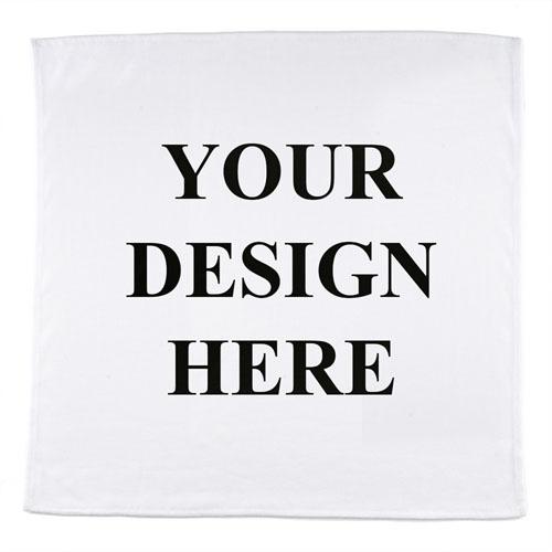 Custom Imprint Full Color Bandana, 20x20 inch