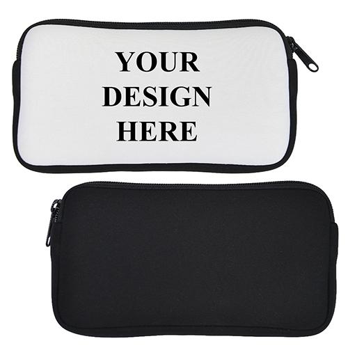 All Over Print Neoprene Pencil Case (Custom Front)