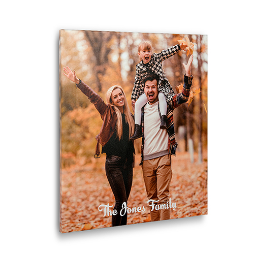 20 x 24 Personalized Design Canvas Print