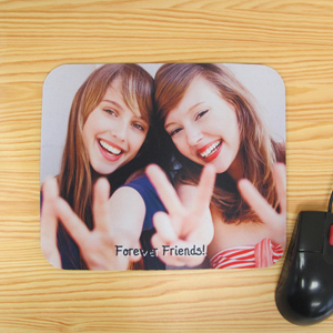 Personalized Photo Gallery Design Mouse Pad