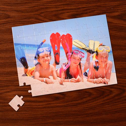 Custom Large Kids Photo Jigsaw Puzzle