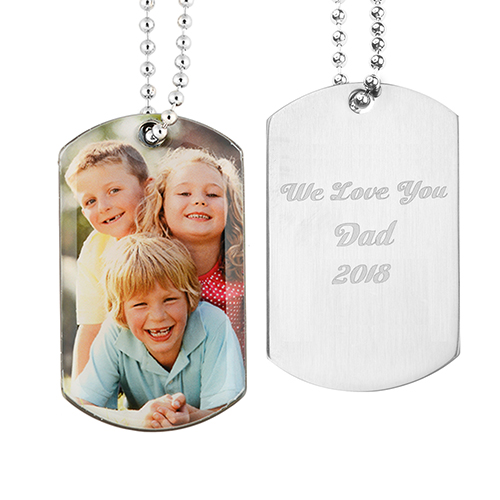 Full Image Photo Pendant