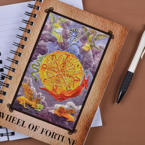 Custom Full Color Print Notebook