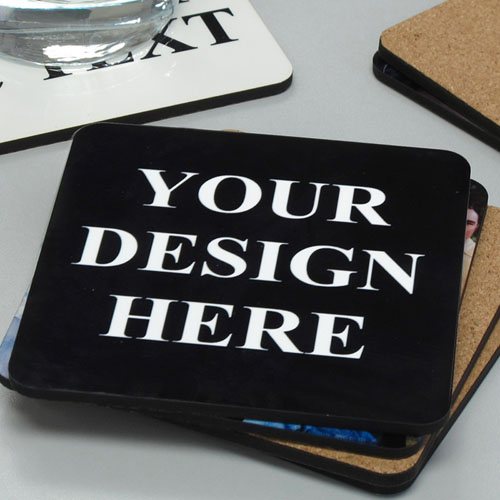 Your Design Here (One coaster)