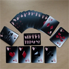 America Sign Lang - Numbers Deck