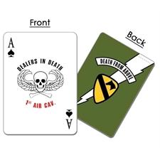 Col Kilgore 1st Air Cavalry Death Cards