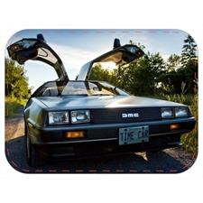 DeLorean Mousepad