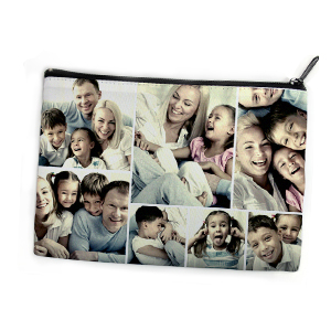 6 x 9 inch photo cosmetic bags