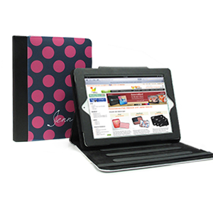 iPad folio case