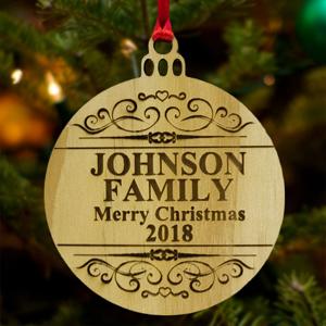 custom christmas ornaments canada