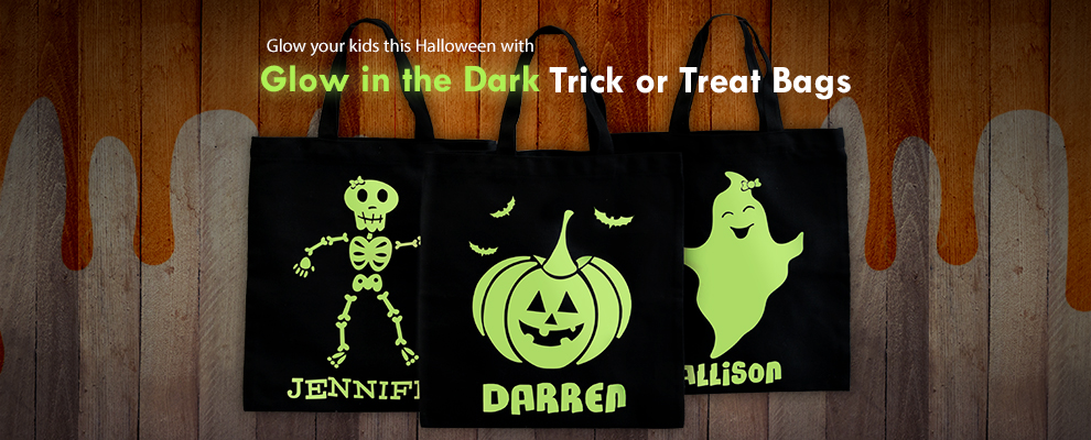 glow in the dark tote